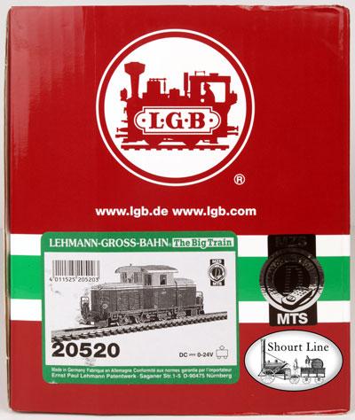 LGB  33620  ÖBB rot creme  wie neu OVP