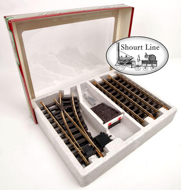 shourt line soft works ltd products lgb 20901 siding track set made in germany. Black Bedroom Furniture Sets. Home Design Ideas