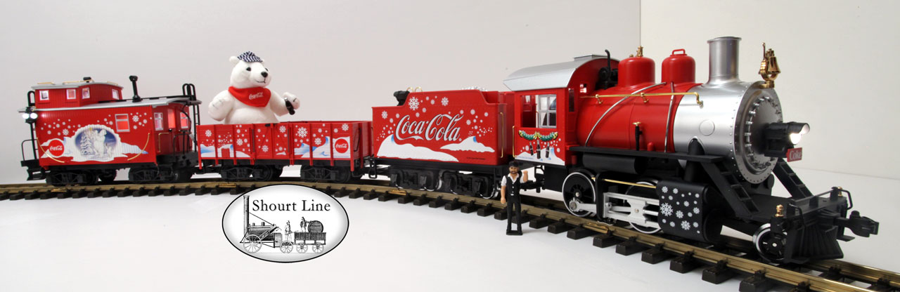 LGB 72510 G Scale Coca-Cola® Red Trunk Christmas Train Set + SL LED ...: shourtline.swl4.com/LGB_72510_Coca-Cola_Christmas_Set.html