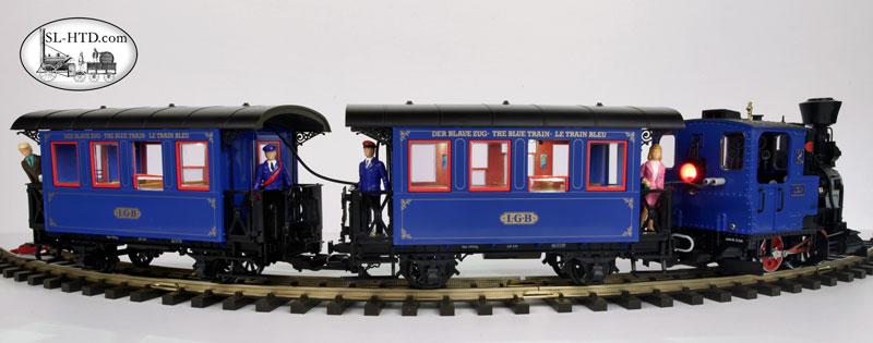 Lgb christmas train set ebay homepage