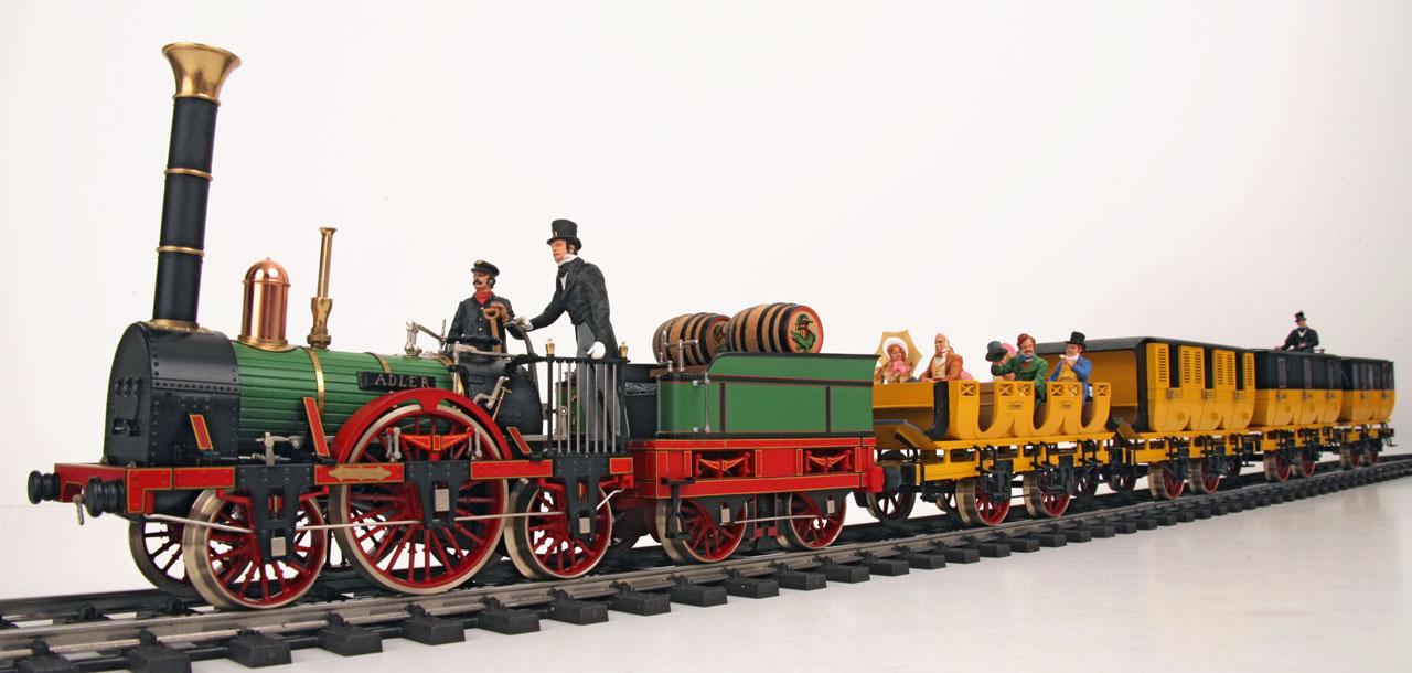 Lokomotive Adler