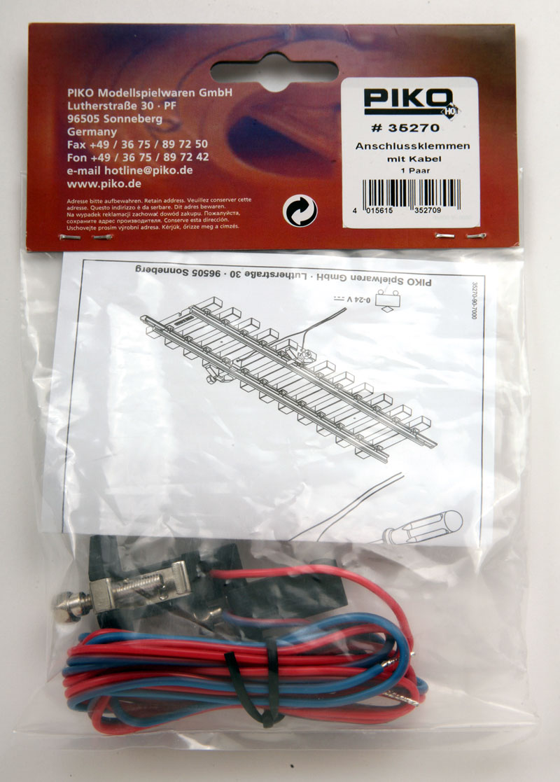 Shourt Line Soft Works Ltd Products SLPIKO35270 Track – Lgb Train Track Wiring