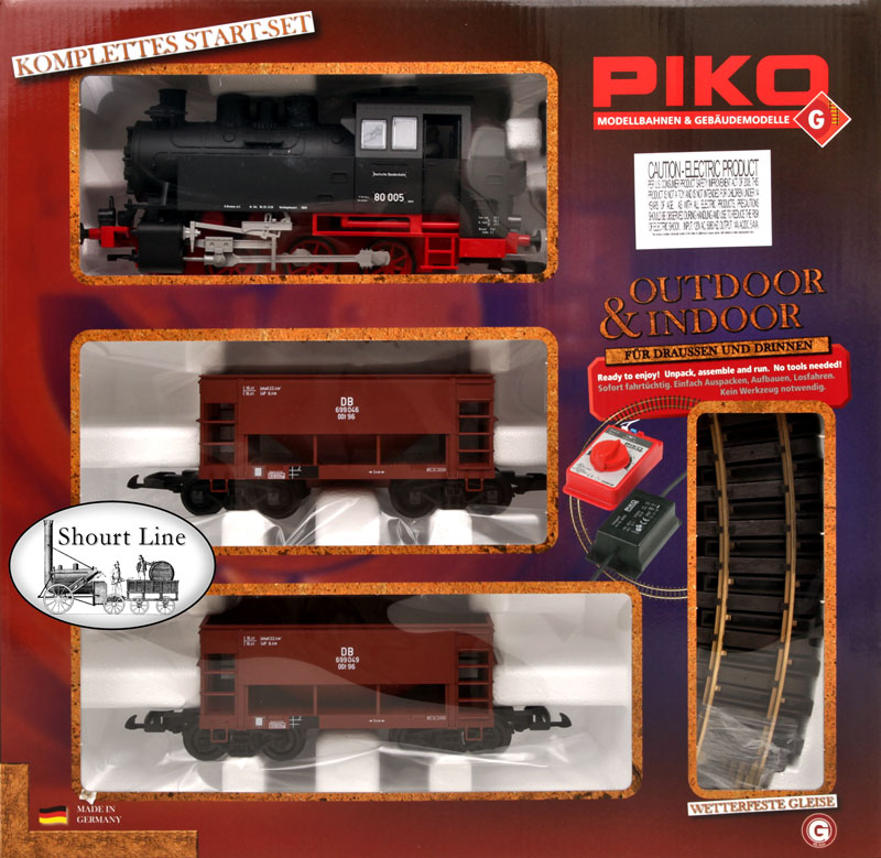 Shourt Line Soft Works Ltd Products G Scale Piko
