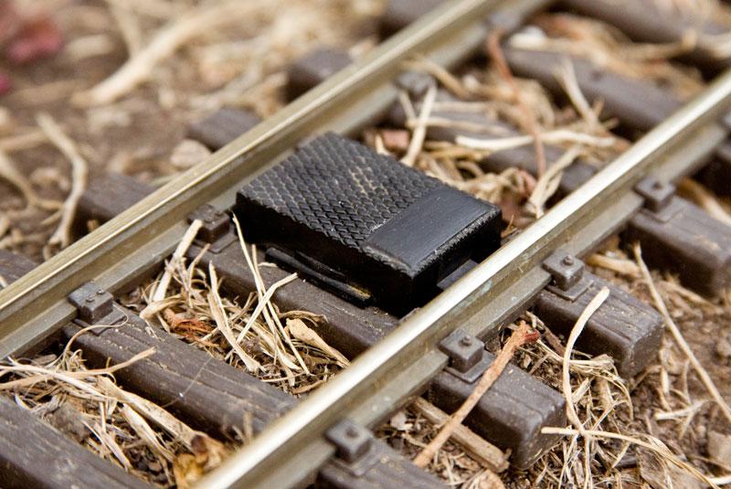 LGB 1705 track magnet